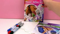 Tatouage à faire soi-même | tatouage simple a faire | tatouage temporaire | tatouage henné
