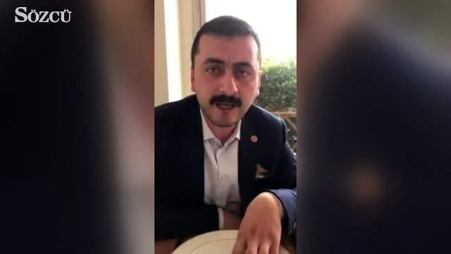 CHP'li Eren Erdem'den AKP'li Ahmet Hamdi Çamlı'ya cevap