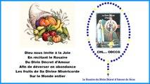 ODCCG CHL 06B CHAPELET de GUERISON avec St JOSEPH