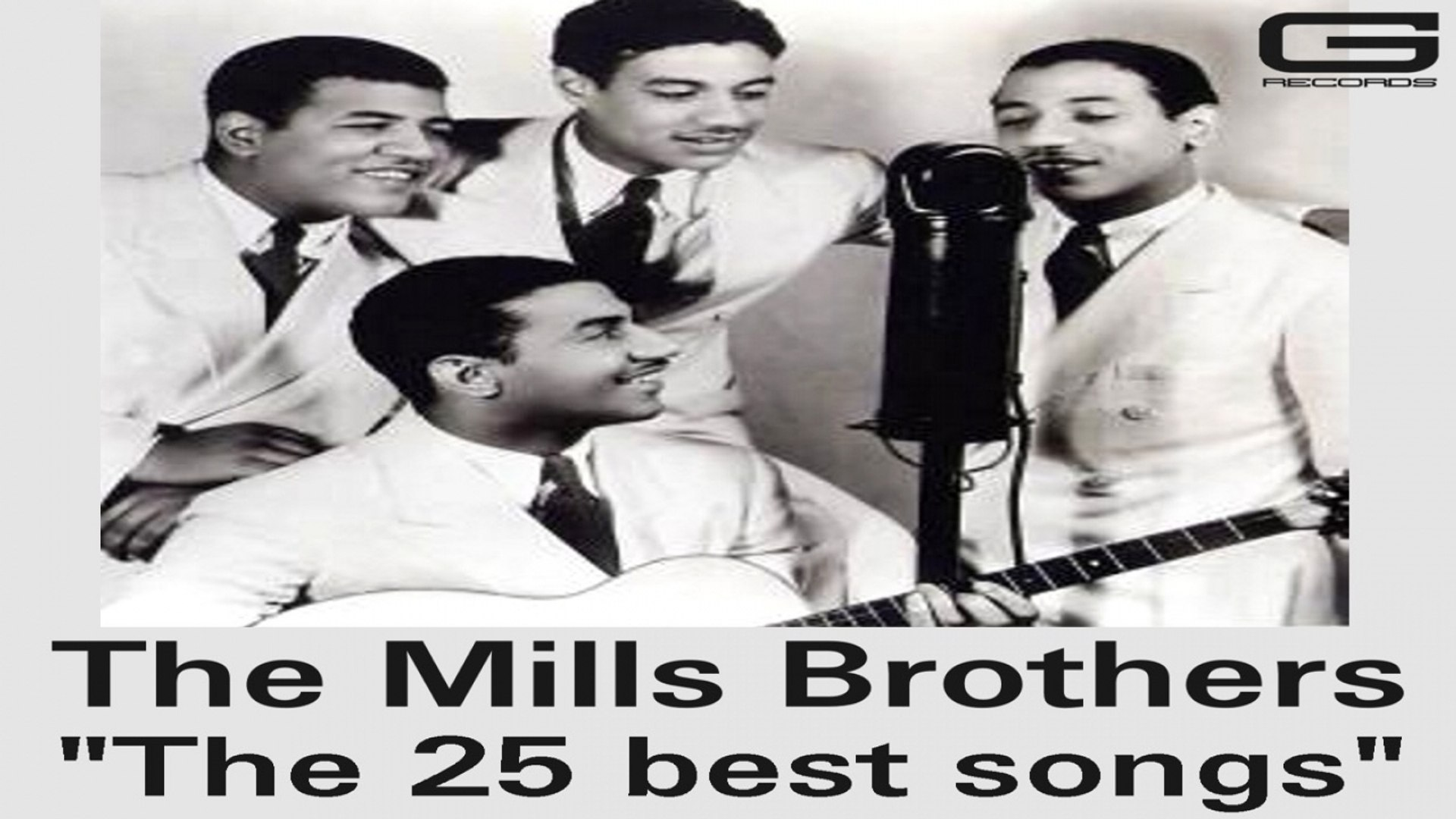 The Mills Brothers - Star Dust