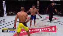 Comment un combatant de MMA apprend à connaitre son adversaire