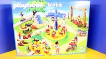Imaginext Joker ruins Playmobil Day at the Park Batman fights back with a squirrelly plan-oY