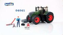Fendt 1050 Vario mit Mechaniker -- 04041 -- Bruder Spielwaren-RA4mHk2r