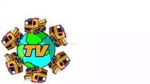 BRUDER toys SNOW tractor crash! Video for kids-_K4ART