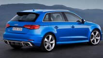 2017 Audi RS3 Sportback 400hp - interior Exterior and Drive-7zqEg