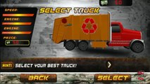 Garbage Truck Videos For Children l 'Let's Go Pick Up The Trash!' l Garbage Trucks Rule-cZjW