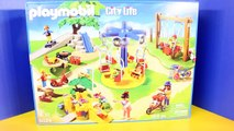 Imaginext Joker ruins Playmobil Day at the Park Batman fights back with a squirrelly plan-oYSK6p