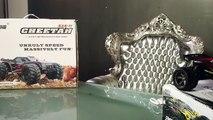 JLB 2.4G Cheetah 1 -10 Scale 4D High Speed Buggy RC Racing Car Unboxing-F3EKpPv