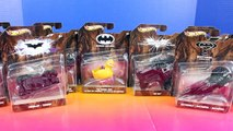 Hot Wheels Batman Cars With Tumbler And Batmobile-D7cbJ7