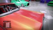 Grand Theft Auto V Modded Accounts Showcase part 6
