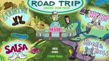 Chuck Road Trip Cuontry - Chuck Vanderchucks - Road Trip Games