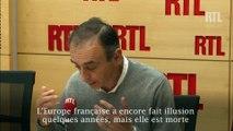 """Union européenne : """"Les 60 ans du Traité de Rome gênent tous les candidats"""", analyse Eric Zemmour"""