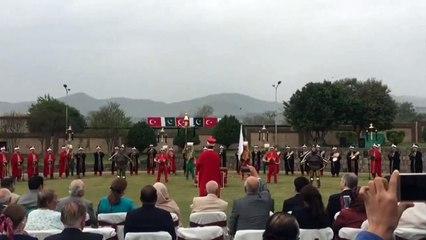 Turkish Military Band - Dil Dil Pakistan