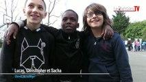 Île-Saint-Denis-Epinay : les collégiens du 93 à fond derrière Paris 2024