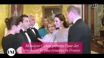 Quand le Prince William confond Patrick Cohen avec un DJ