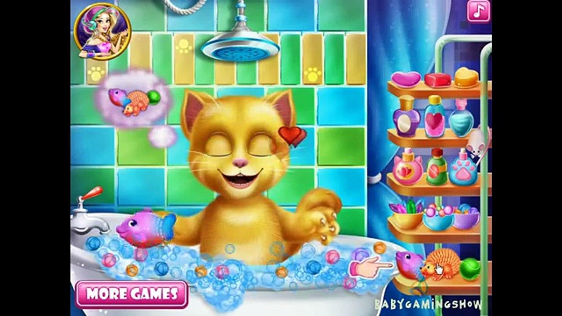 Babygamingshow - Dress Up - Animal & Pets - Baby Ginger Bath