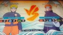 Erste Online Runde - Lets Play Naruto Shippuden Ultimate Ninja Storm Revolution Online Pa