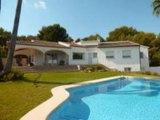 475 000 Euros ? Gagner en soleil Espagne : Une magnifique villa plain-pied avec piscine  - 5 secrets et plus au soleil