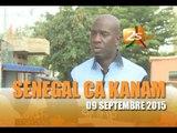 Sénégal Ca Kanam 09 Septembre 2015