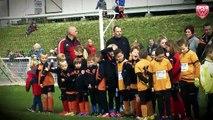 300 enfants à Langres pour le DFCO Tour !