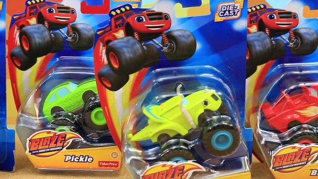 Anhna_ - Carrinhos Blaze and the Monster Machines Brincando na Areia Cars Toy Review Blaze
