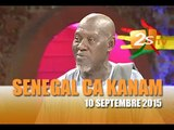 Sénégal Ca Kanam 10 septembre 2015