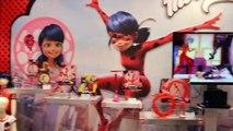 MIRACULOUS LADYBUG & CAT NOIR Dolls & Toys Ladybug Anime Toy Fair 2016 Bandai-rGS