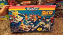 Micro Machines Hiways & Byways Ultra Set by Galoob Toys-cCO6nEMd