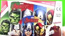 Marvel Avengers Sürpriz Yumurta Açma Hulk Challenge-Qn