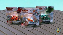 Disney Planes Fire and Rescue Water Toys Hydro Wheels Pontoon Dusty Blade Ranger Windlifter Planes 2-3NY9TNL
