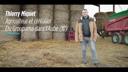 A la rencontre des acteurs du monde agricole : Thierry Miquet