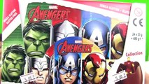 Marvel Avengers Sürpriz Yumurta Açma Hulk Challenge-Q