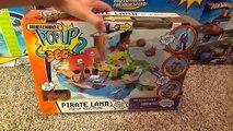 Matchbox Giant Pop Up Pirate Land Adventure Set Toy Review-dZ0