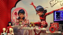 MIRACULOUS LADYBUG & CAT NOIR Dolls & Toys Ladybug Anime Toy Fair 2016 Bandai-rGSw7