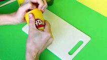 Homer Simpson Play-Doh Гомер Симпсон Пластилин (The Simpsons Play Doh Creations)-PhAhVSBzo