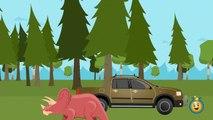 GIANT T-REX Attack Park Ranger Aaron, LB Animated Cartoon Jurassic Adventure Dinosaur Movies w_ Hulk-EUiTSQxQ
