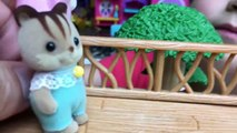 Calico Critters Kittens Ryan Plays With Liz & Bad Boy Reads Diary in a Tree House HMP Shorts Ep. 18-6UNwV9Qb
