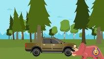GIANT T-REX Attack Park Ranger Aaron, LB Animated Cartoon Jurassic Adventure Dinosaur Movies w_ Hulk-EUiTS