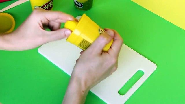 Homer Simpson Play-Doh Гомер Симпсон Пластилин (The Simpsons Play Doh Creations)-PhAhV