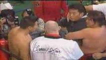 NJPW  Hashimoto vs Ogawa  1999_1_4_Tokyo