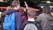 Hautes-Alpes : les collégiens gapençais à la découverte des métiers de l'aéronautique