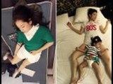 Cười suýt sặc kiểu ngủ bá đạo của sao Việt bị chụp lén lúc ngủ say [Tin Việt 24H]
