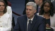 Democrats vow to filibuster Neil Gorsuch's Supreme Court nomination