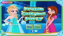 Elsa e Anna do Filme Frozen na Festa no Castelo Em Portugues!!! [Parte 3] Tototoykids