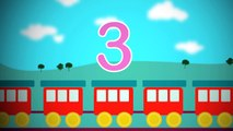 Numbers Song | Learn Numbers | Counting Song 123 | Nursery Rhymes | Baby Rhymes | Kids Son