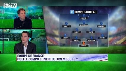 Les compositions de Loïc Briley et Alpha Baldé pour Luxembourg-France