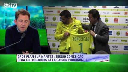 Daniel Riolo se positionne pour l'avenir de Sérgio Conceição à Nantes