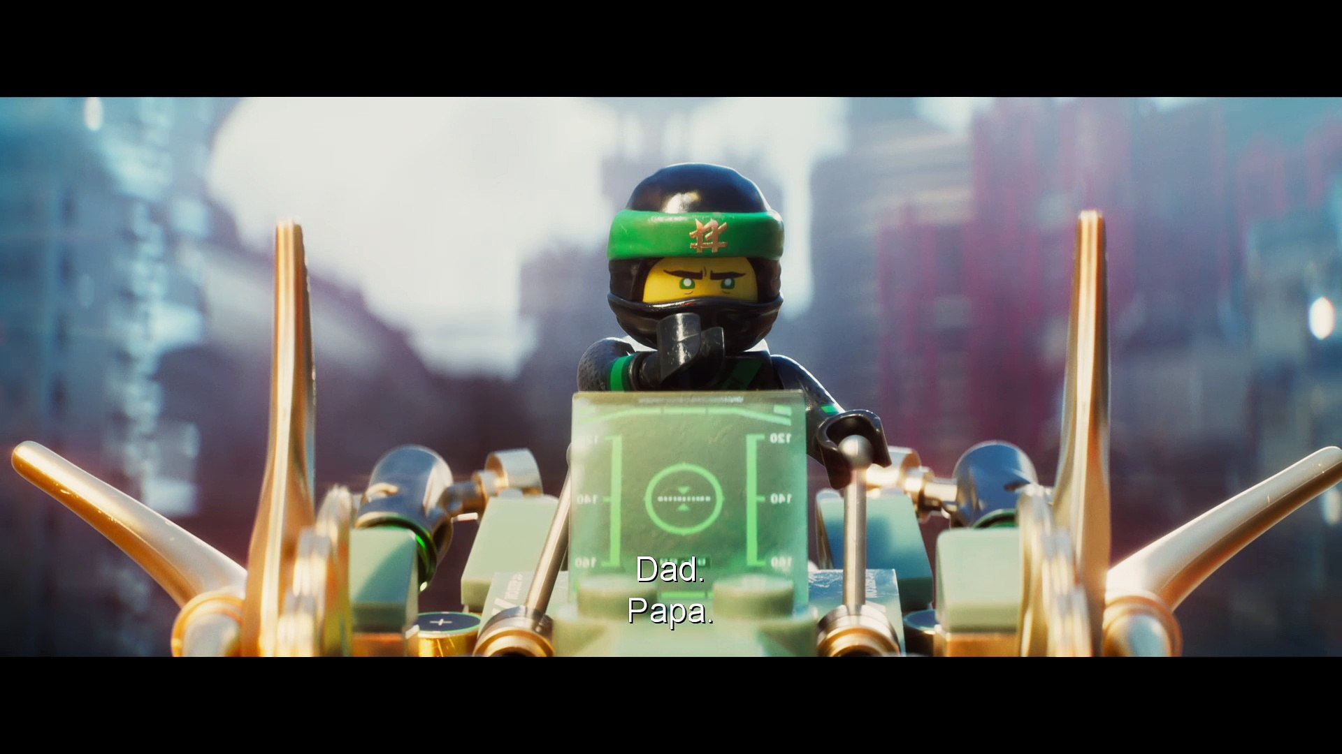 The Lego Ninjago Movie - Trailer VOSTFR
