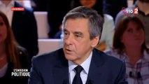 """François Fillon accuse François Hollande d'avoir mis en place un système de surveillance de ses adversaires et évoque """"u"""