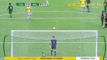 James Rodríguez Missed Penalty & Goal HD - Colombia vs Bolivia 1-0